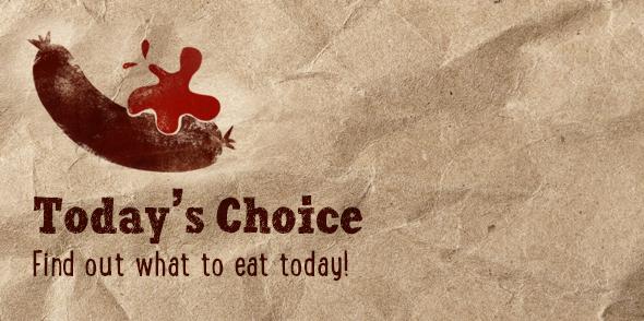 Was esse ich heute?