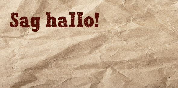 Sag Hallo