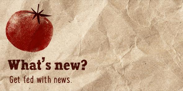 Was gibts Neues?