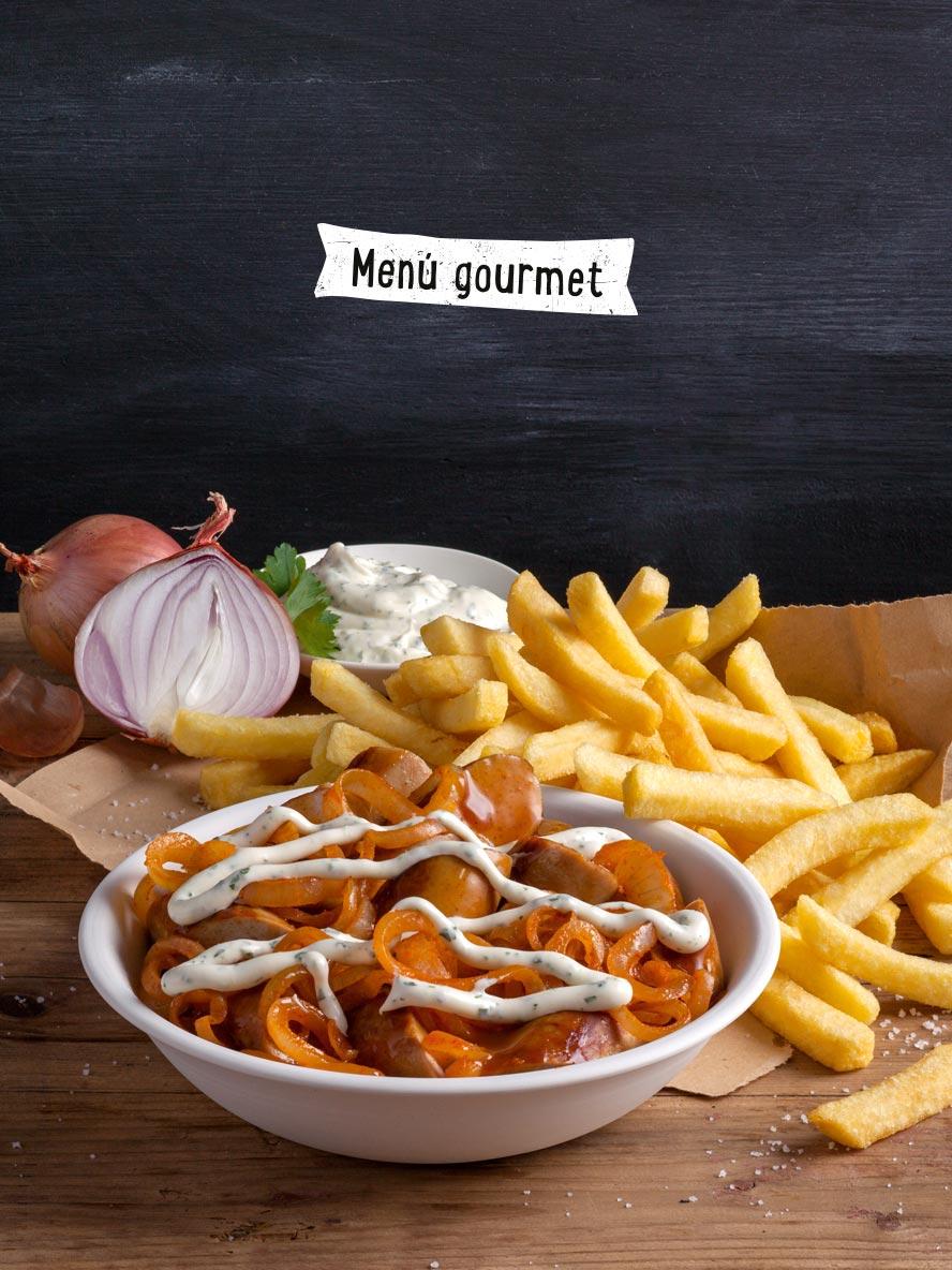 Schlemmer Menü
