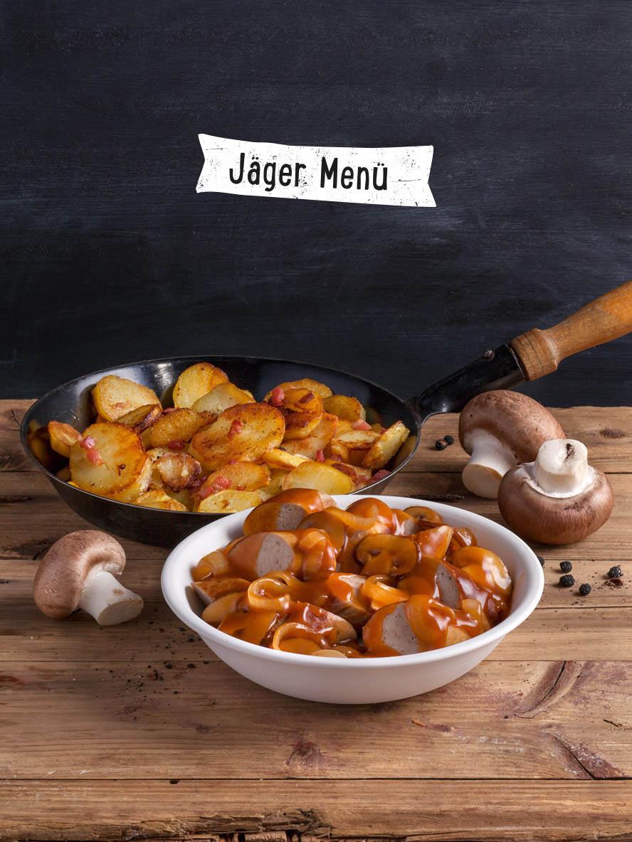 Jäger Menü